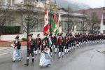 Bataillonsversammlung in Achenkirch