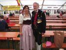 Bataillonsschützenfest 2012 in Achenkirch - Sonntag